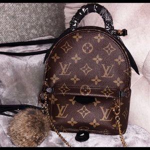Brand new mini Louis citation backpack